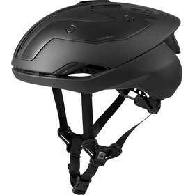 Sweet Protection Falconer Aero Helmet Satin Black Metallic